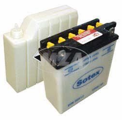 Batterie 12N5-3B SOTEX (incl. SÄUREPAKET) IWL Troll