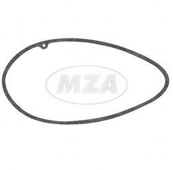 Dichtung zum Kupplungsdeckel, Marke: PLASTANZA Material ABIL,  RT125, RT125/1, RT125/2