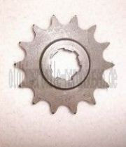 Kettenrad am Getriebe / Ritzel 14 Zahn IWL