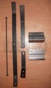Beinschild / Beinschilder Halterung / Anbaubleche MZ ETZ 150