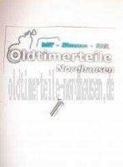 Niet 2x6 DIN 660 für Schriftzug / Bär  IWL Berlin SR59, Troll1 , Plakette