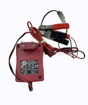 HELLA-Ladegerät für Bleibatterie, Gelbatterie - für 6V- 12V IWL Pitty, Wiesel, SR56, Berlin SR59, Troll