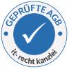 Geprüfte AGB it-recht Kanzlei
