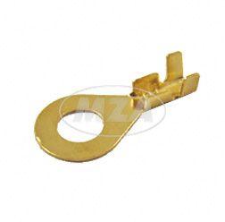 Kabelschuh - Ringform ? 6 mm - Kabelschuh für Kabel 0,75-1,5 Ringöse unisoliert