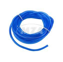 Benzinschlauch (Kraftstoffschlauch) PVC D=7,0mm (7x10,5) 1 Meter IWL, MZ