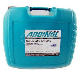 ADDINOL MZ405 SUPER MIX, 20 L Kanister, 2-Takt-Motorenöl, (rot gefärbt)