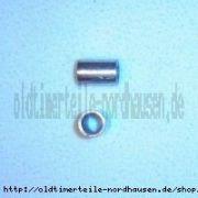 Hülse / Gelenkbuchse Federbein / Stößdämpfer untere Aufnahme (Innenrohr) IWL Troll