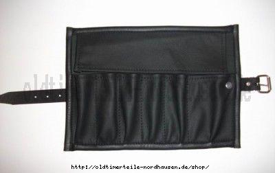 Werkzeugtasche Iwl Echt Leder 19 Werkzeugsatz