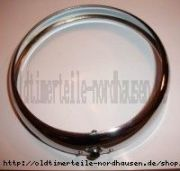 Scheinwerferring / Lampenring Chrom, Original Optik, IWL Top Qualität