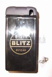 Batterie 6V 12 Ah (Bleiakku ) IWL